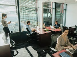 4-person private office , serviced office at Tower One Barangaroo International Towers Sydney, image 1