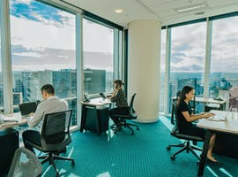 Collaborative 4-person, serviced office at Deloitte Building, image 1