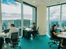Collaborative 6-person, serviced office at Deloitte Building, image 1