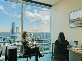 4-person suite with natural light, serviced office at Deloitte Building, image 1
