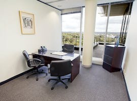Private 2-person workspace, serviced office at Avaya House, image 1