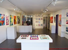 Vibrant gallery space located in Glebe, image 1