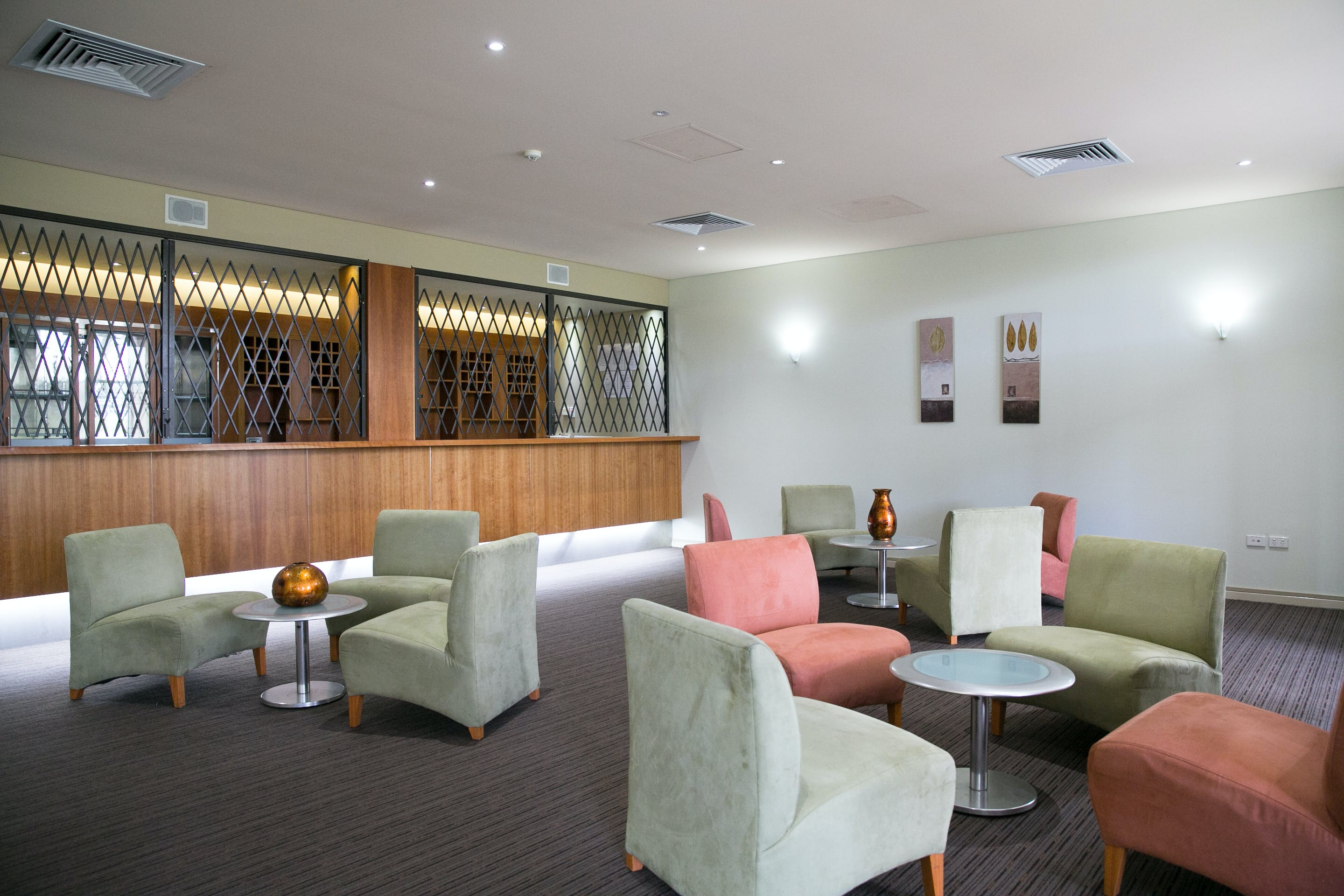 Waldorf Bar, function room at Mounts Bay Waters Apartment Hotel, image 1
