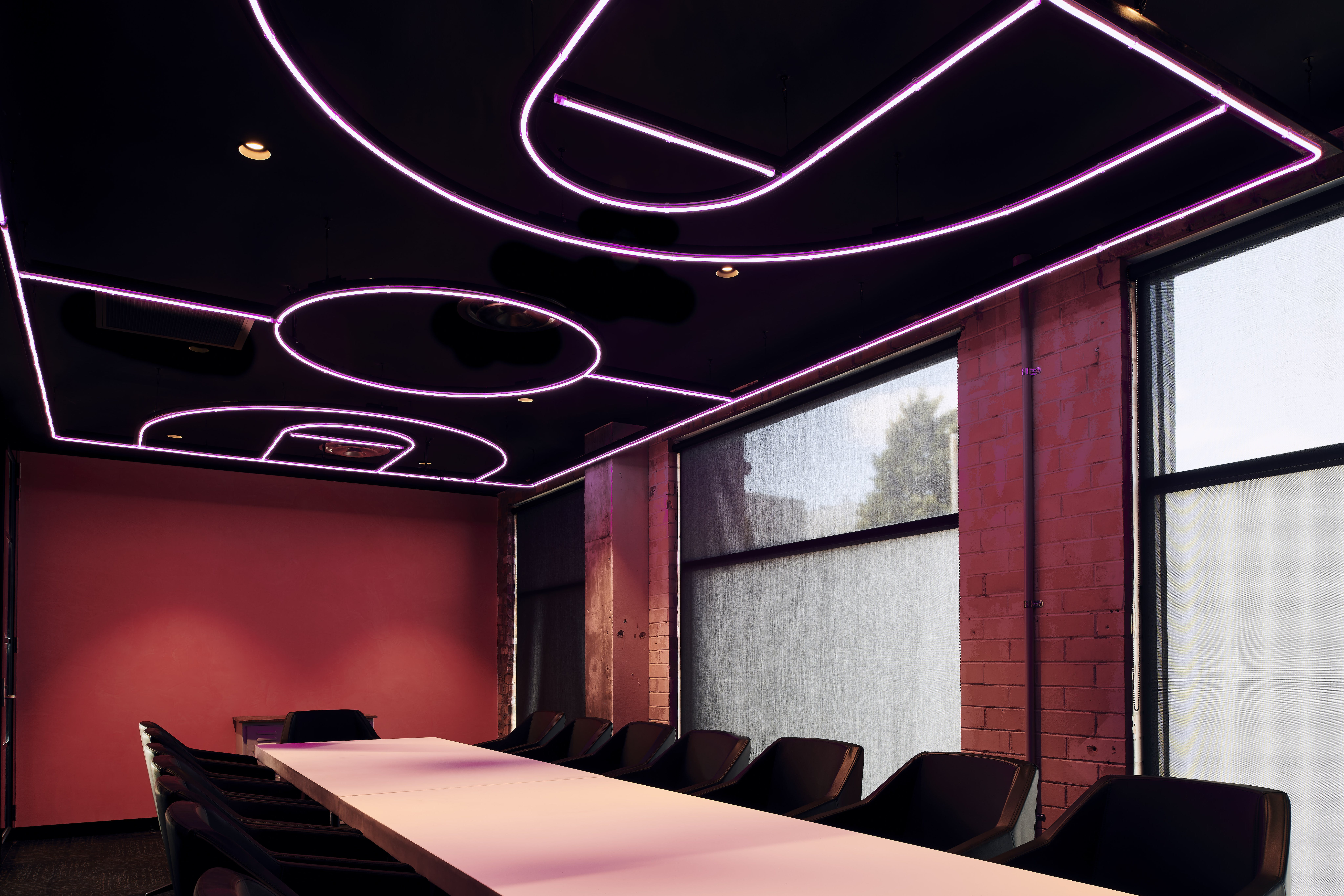Court Side, meeting room at Building C, Hawthorn, image 1