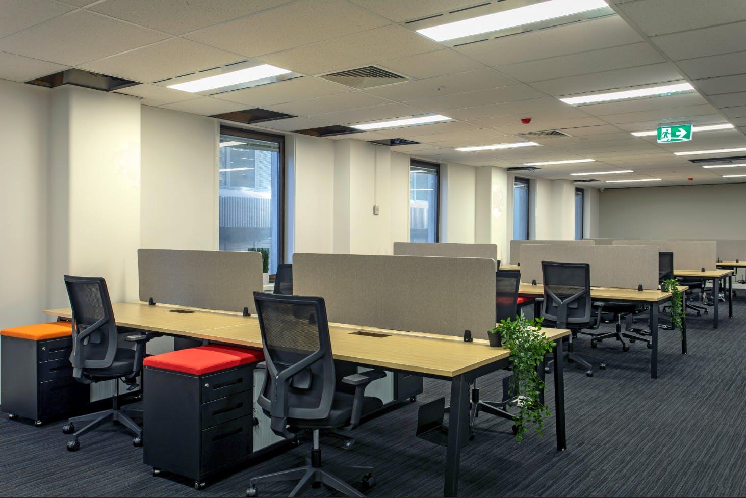 Open Workstation, dedicated desk at Spot Co-Working, image 1