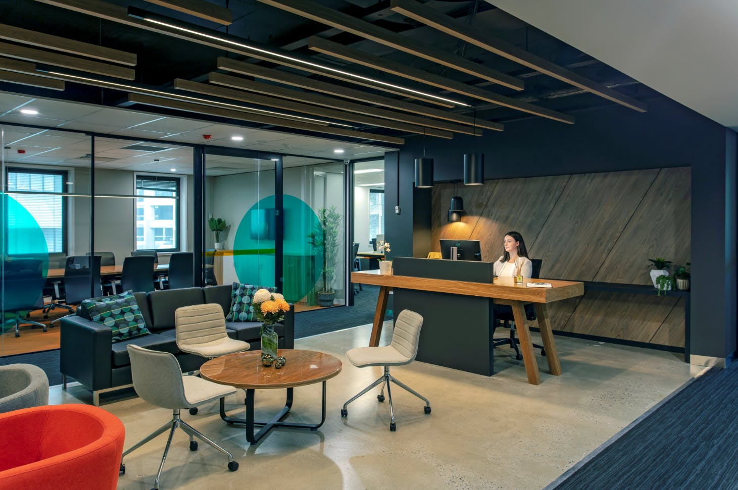 Meeting Room 2, meeting room at Spot Co-Working, image 5