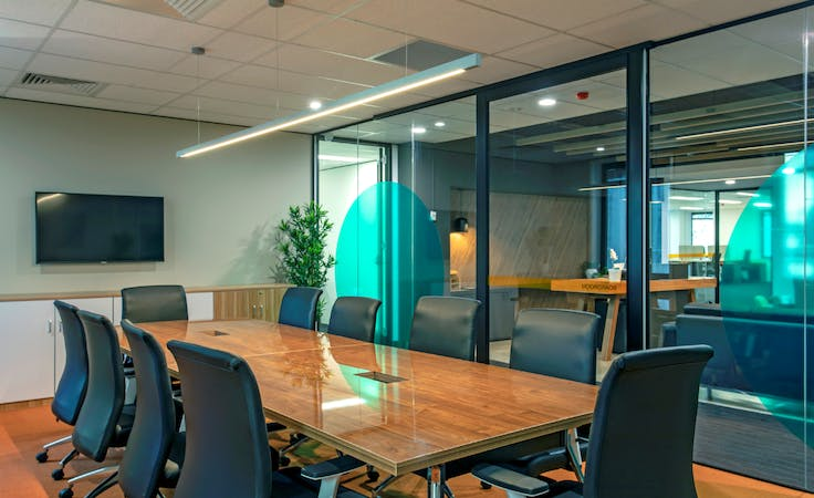 Polished boardroom in the heart of Adelaide, image 1