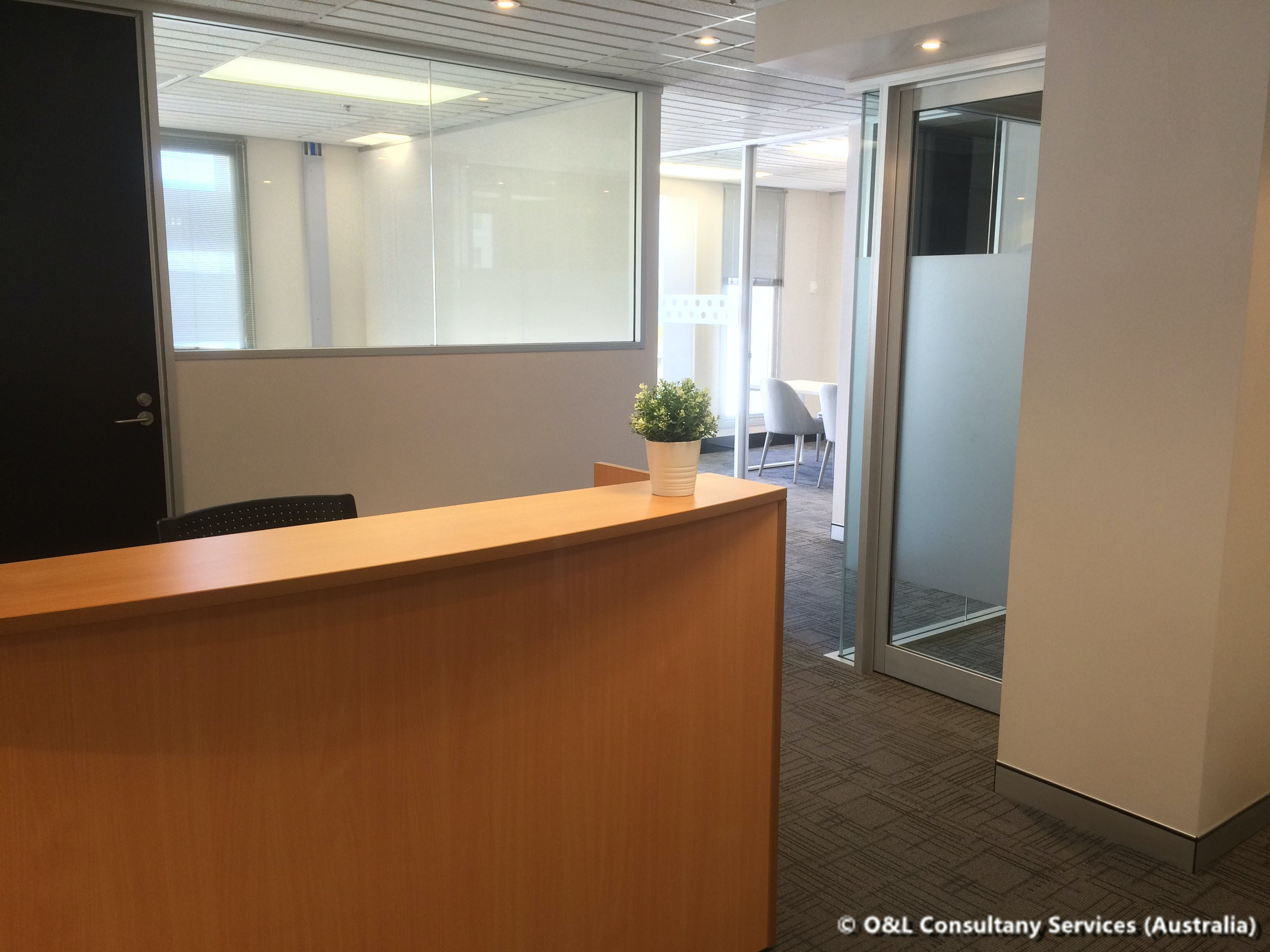 Main office room, serviced office at O & L Consultancy Services (Australia) Pty Ltd, image 4