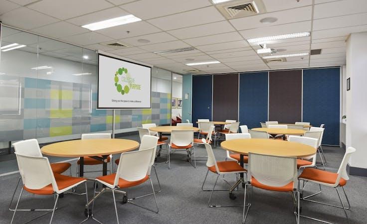 The Namatjira Room, meeting room at Collective Purpose, image 4