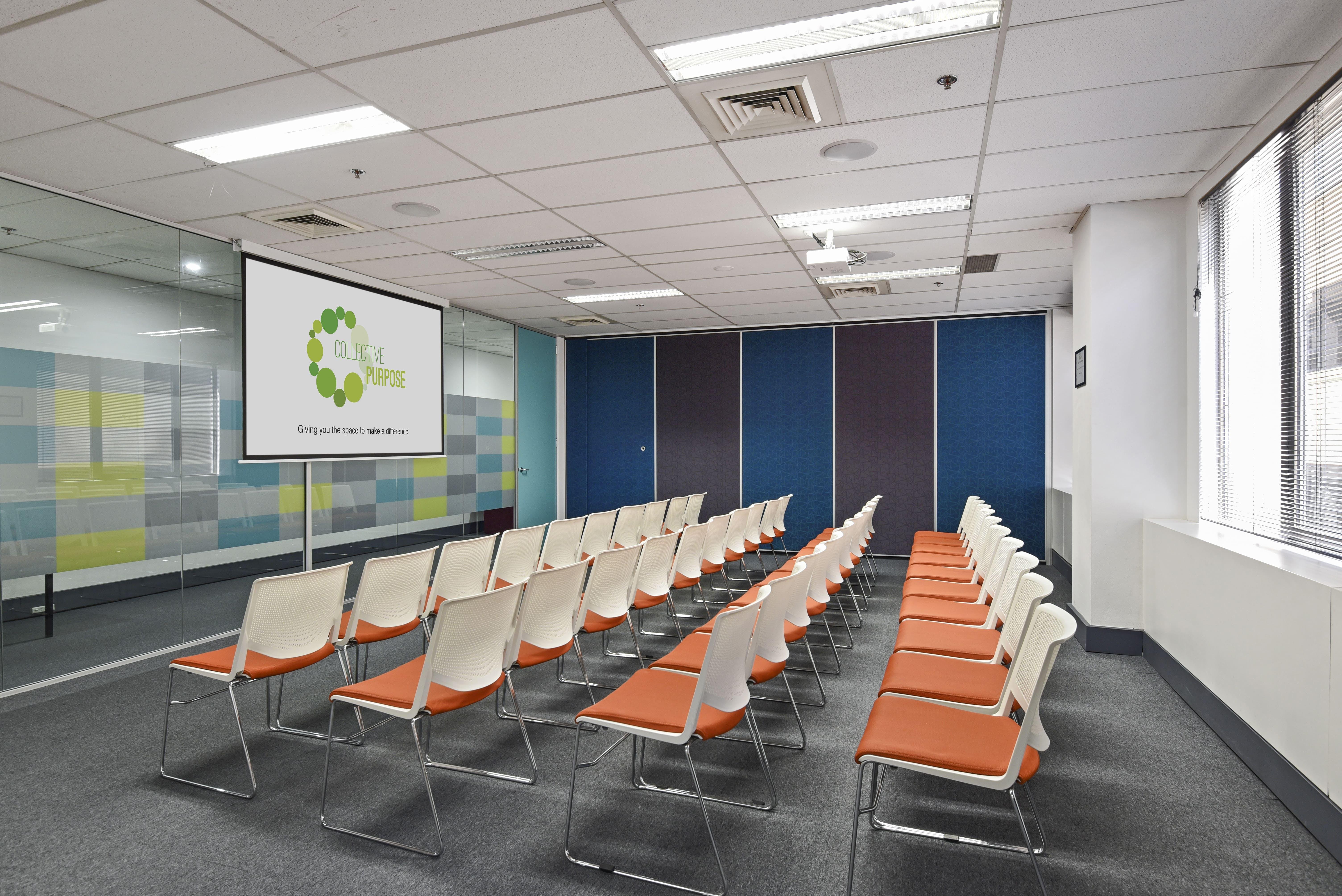 The Namatjira Room, meeting room at Collective Purpose, image 1