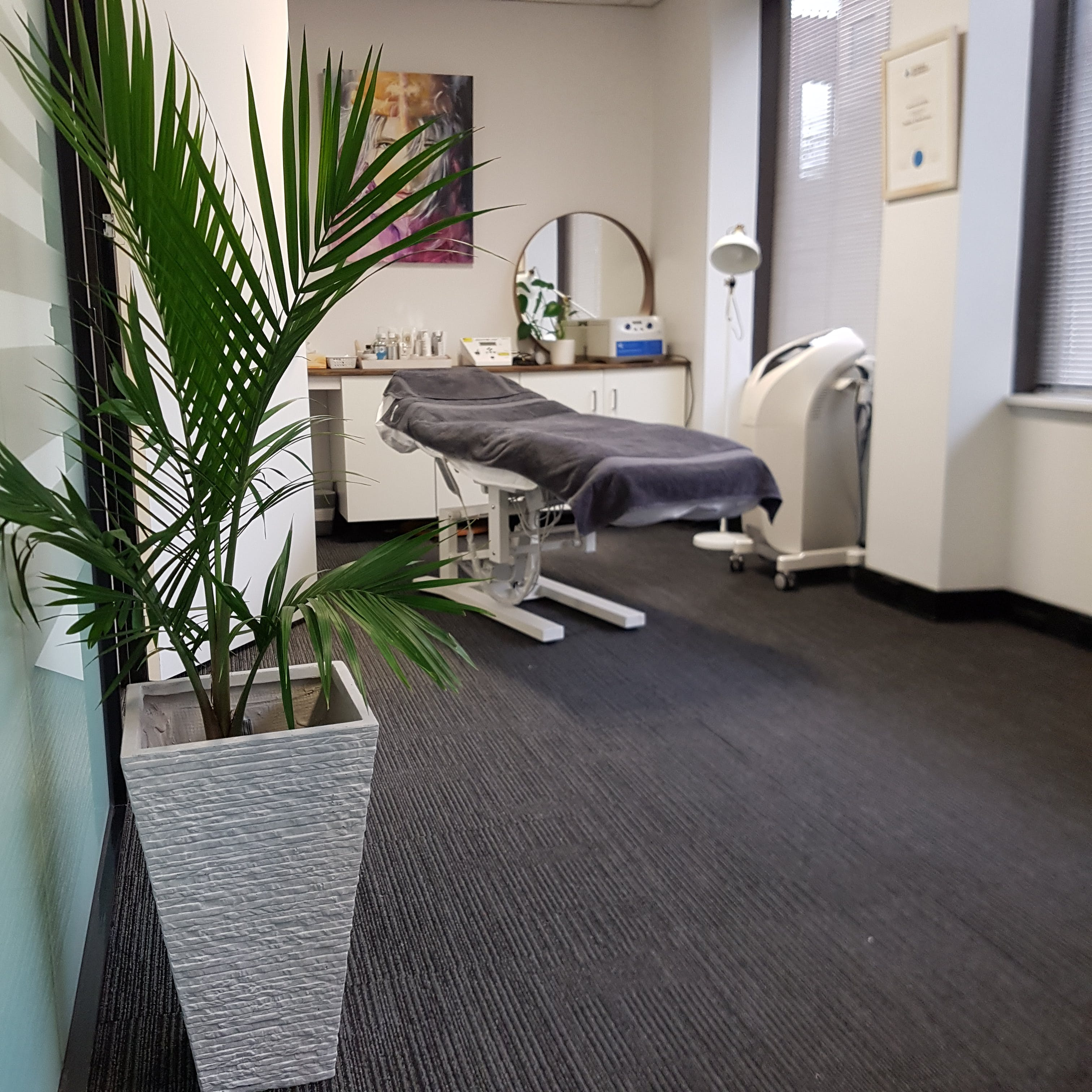 Treatment/consulting room, private office at Restore Skin Clinic, image 1