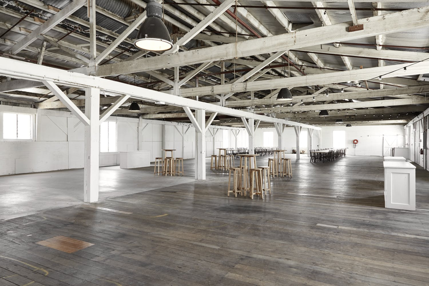 Warehouse 2, multi-use area at Gather & Tailor warehouse 2, image 4