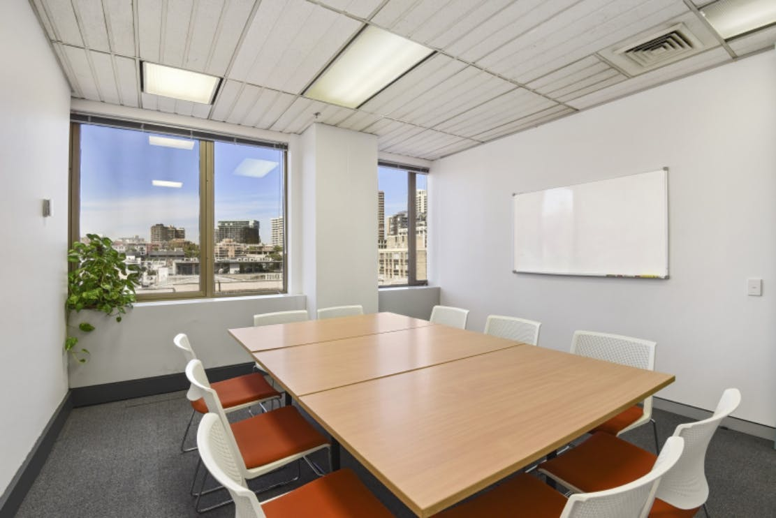 The Gadigal Room, meeting room at Collective Purpose, image 1