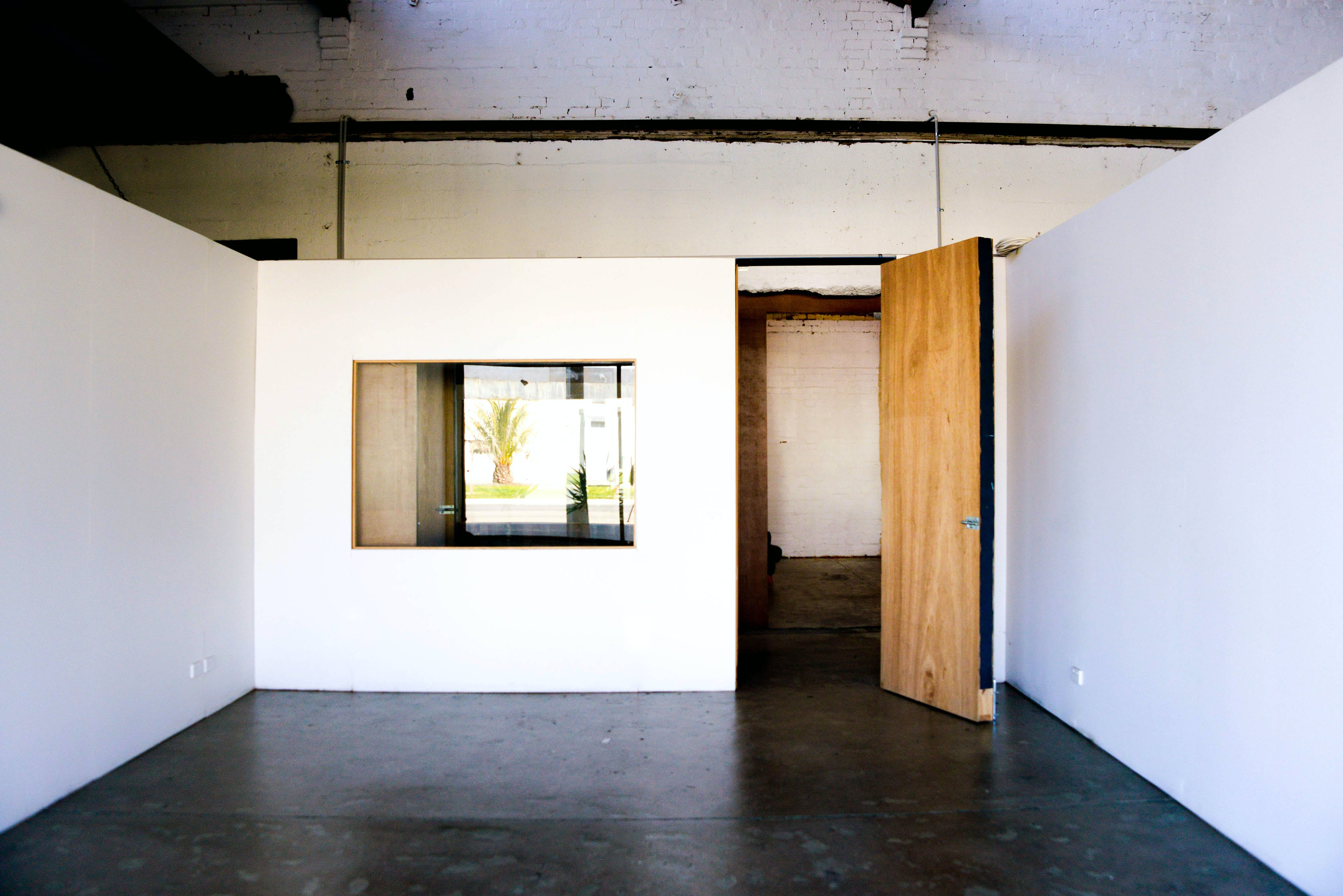 """""""Office 9"""", private office at 124 Whitehall Studios, image 1"""