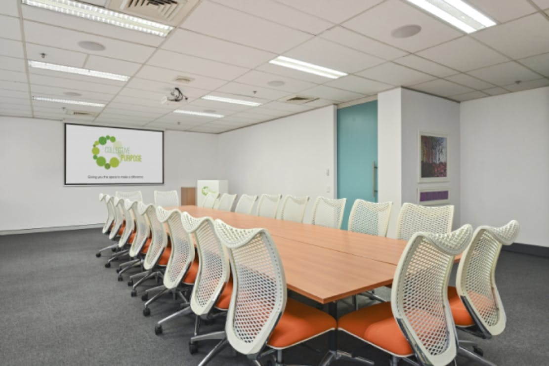The Mabo Room, meeting room at Collective Purpose, image 1