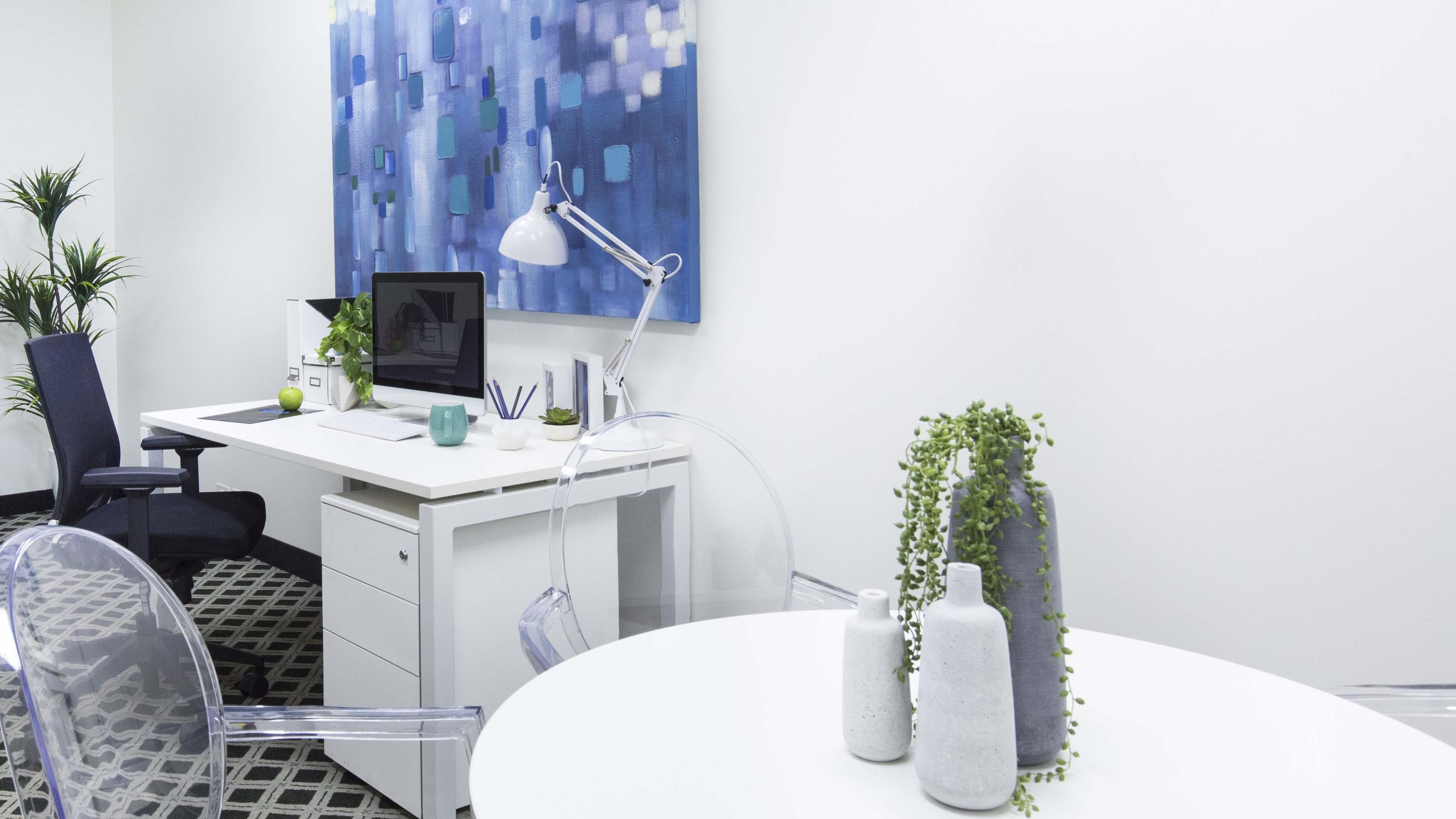 Suite 219, private office at St Kilda Rd Towers, image 1