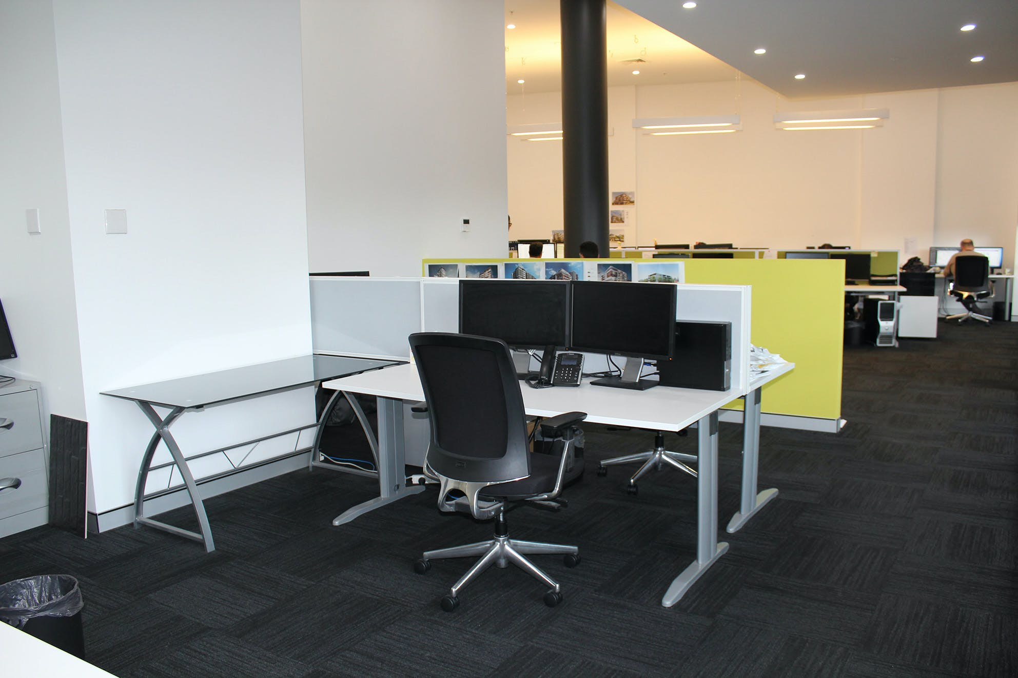 Dedicated desk at Redfern office space, image 5
