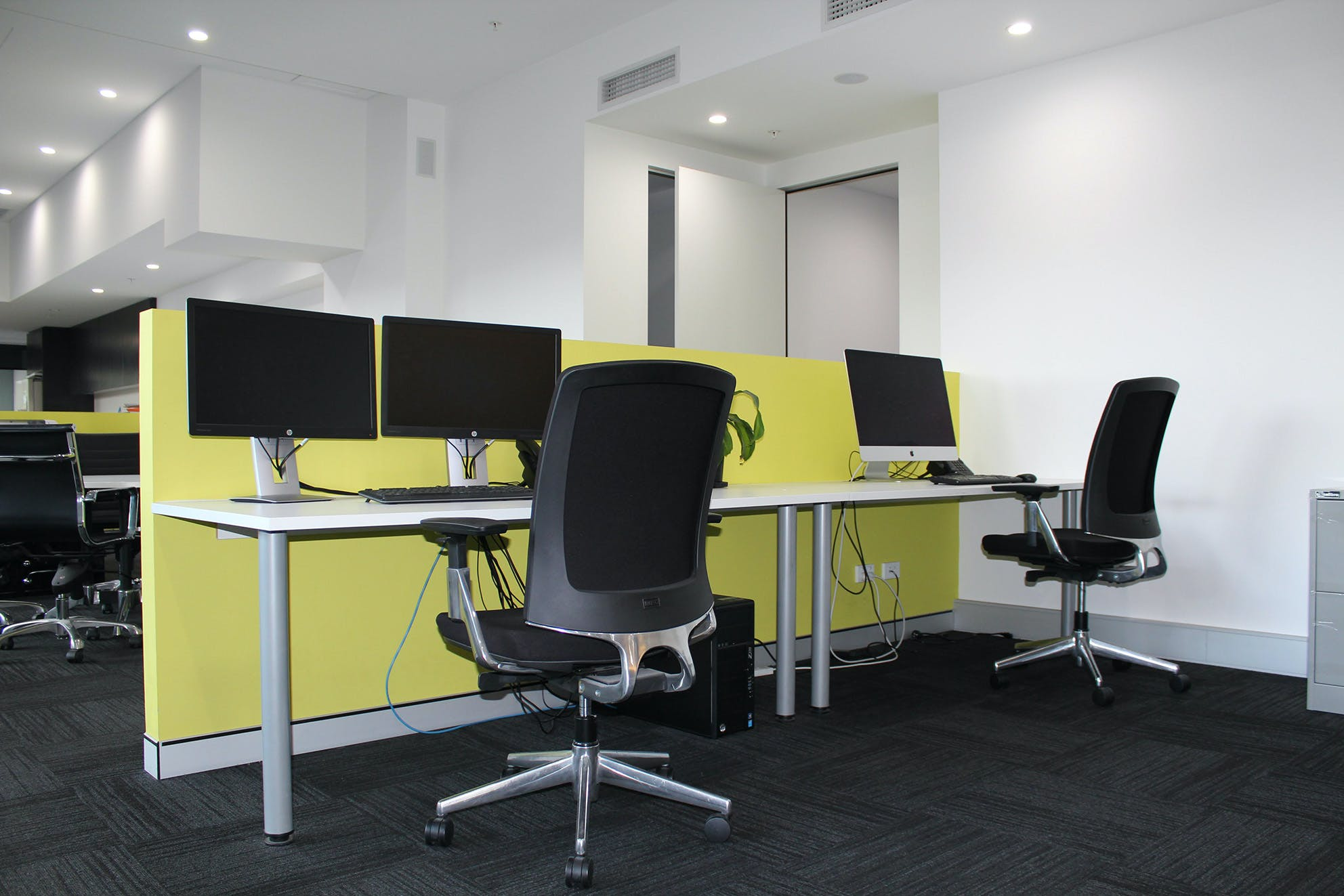 Dedicated desk at Redfern office space, image 4