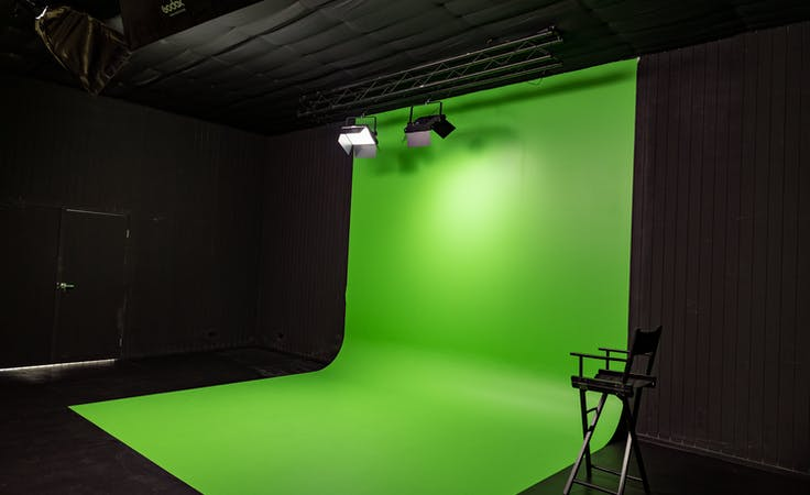 Green Screen Studio, creative studio at Icreate Studios, image 1