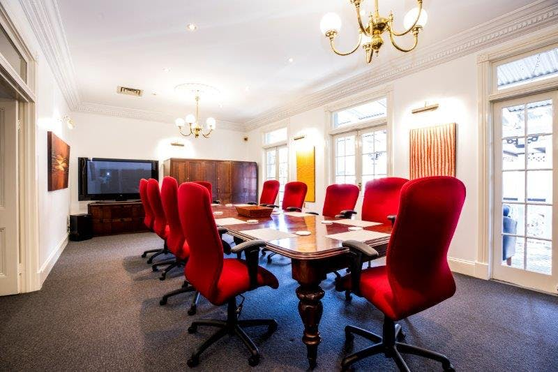 Boardroom, meeting room at Newbreedco., image 1