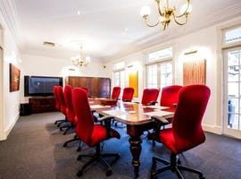 Boardroom, meeting room at Newbreedco., image 1