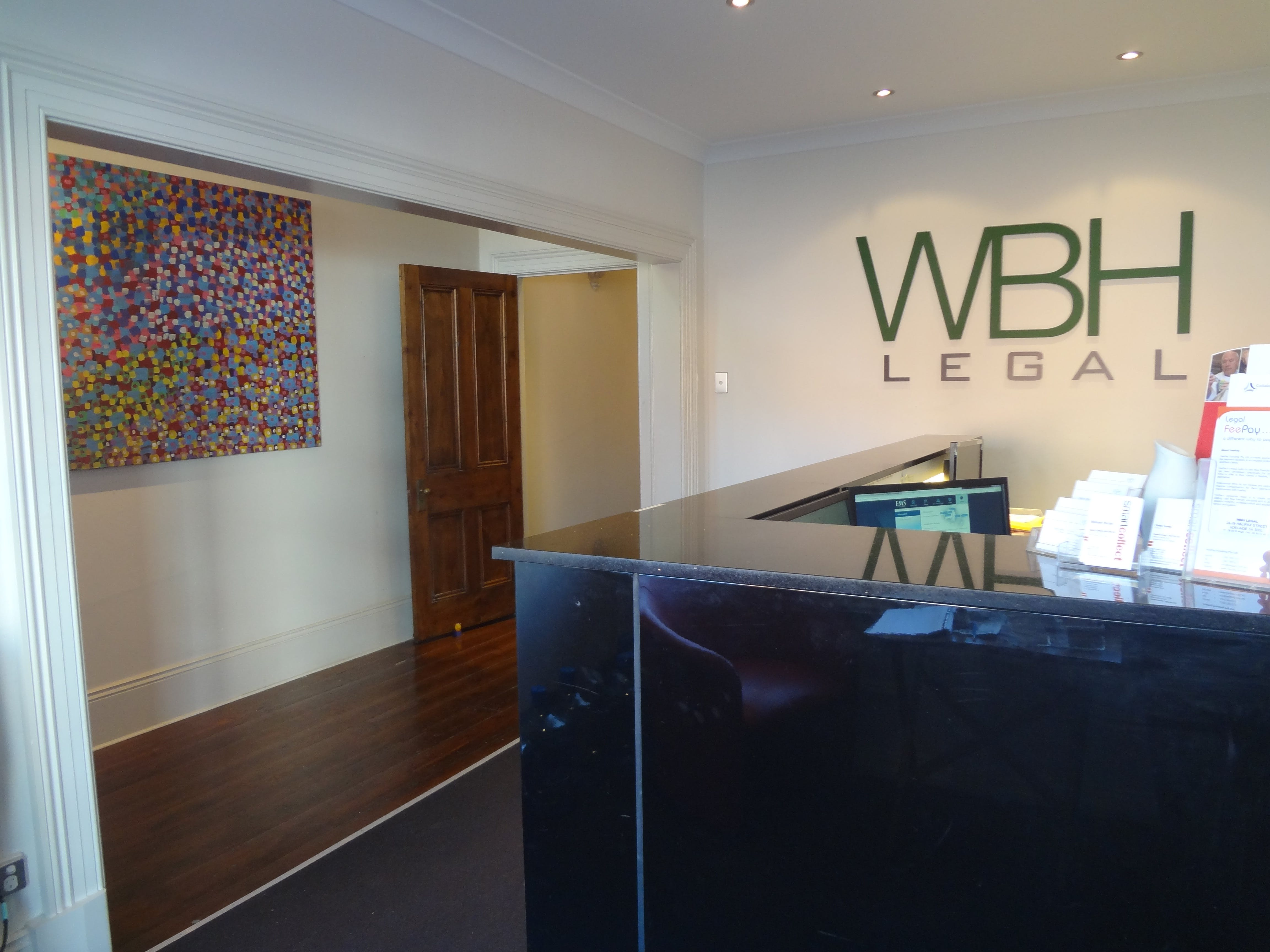 Office 1, private office at WBH Group, image 2