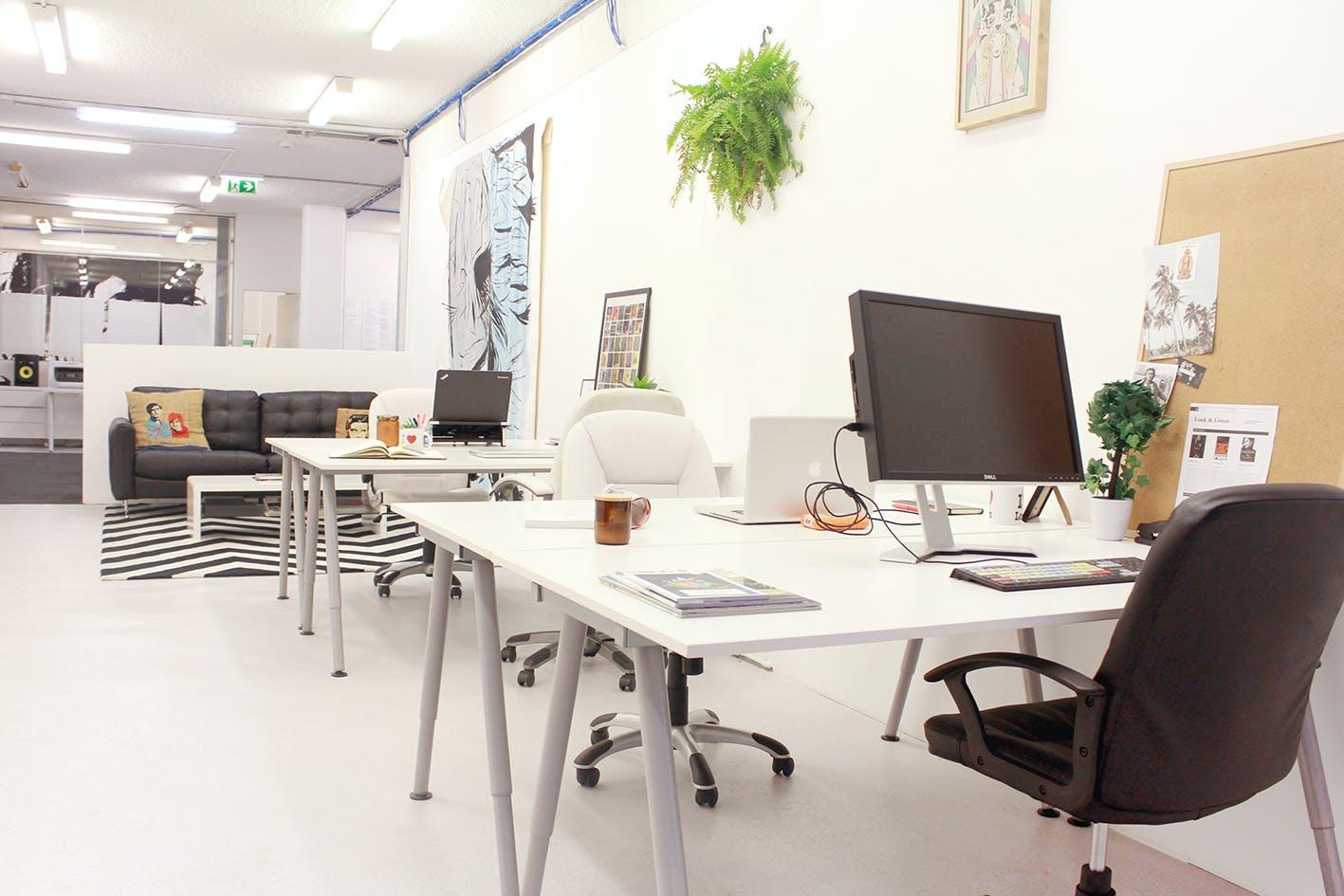 Creative Studio Space, hot desk at  Kontented, image 1