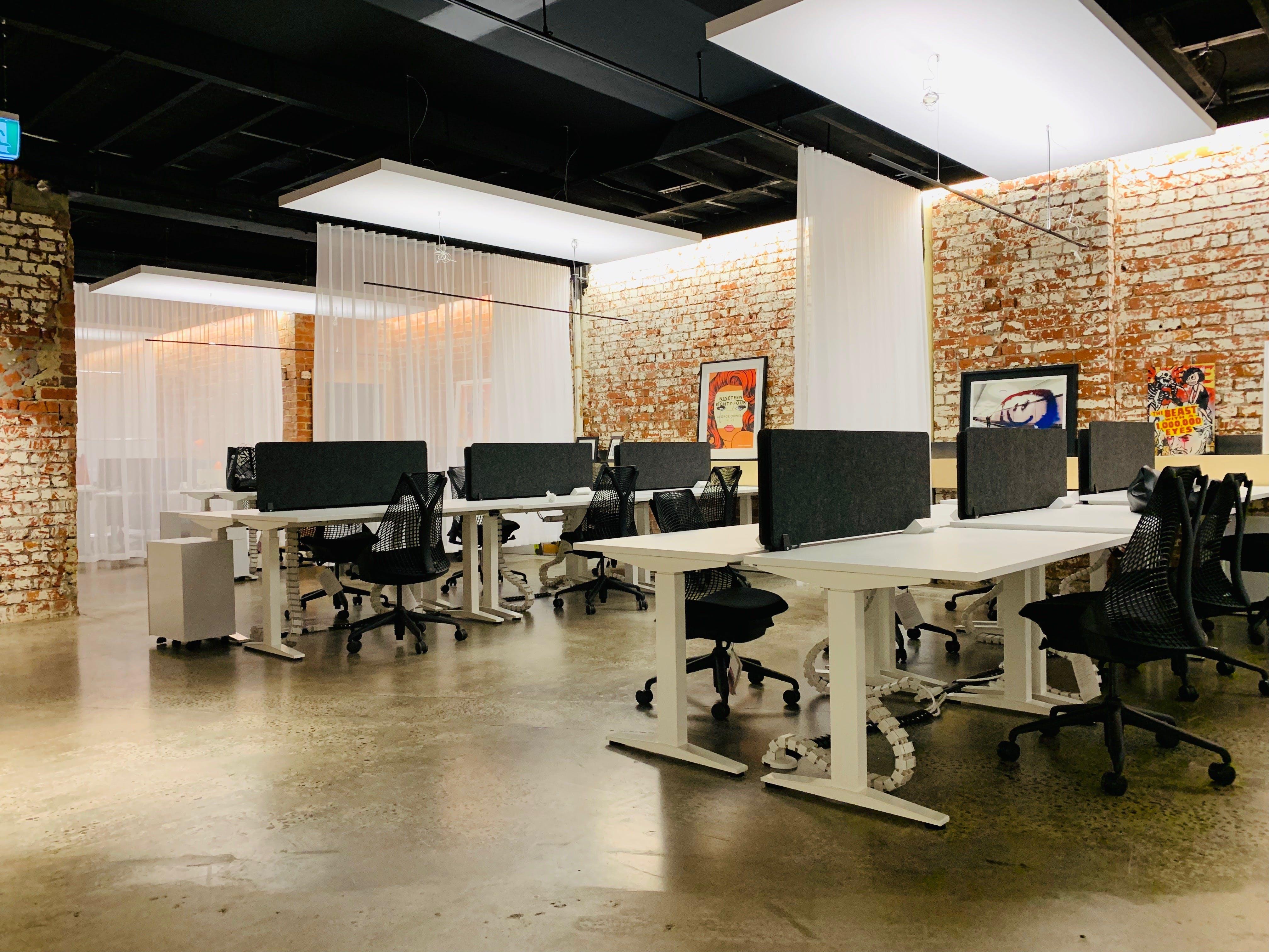 Gallery, hot desk at Revolver Lane, image 1