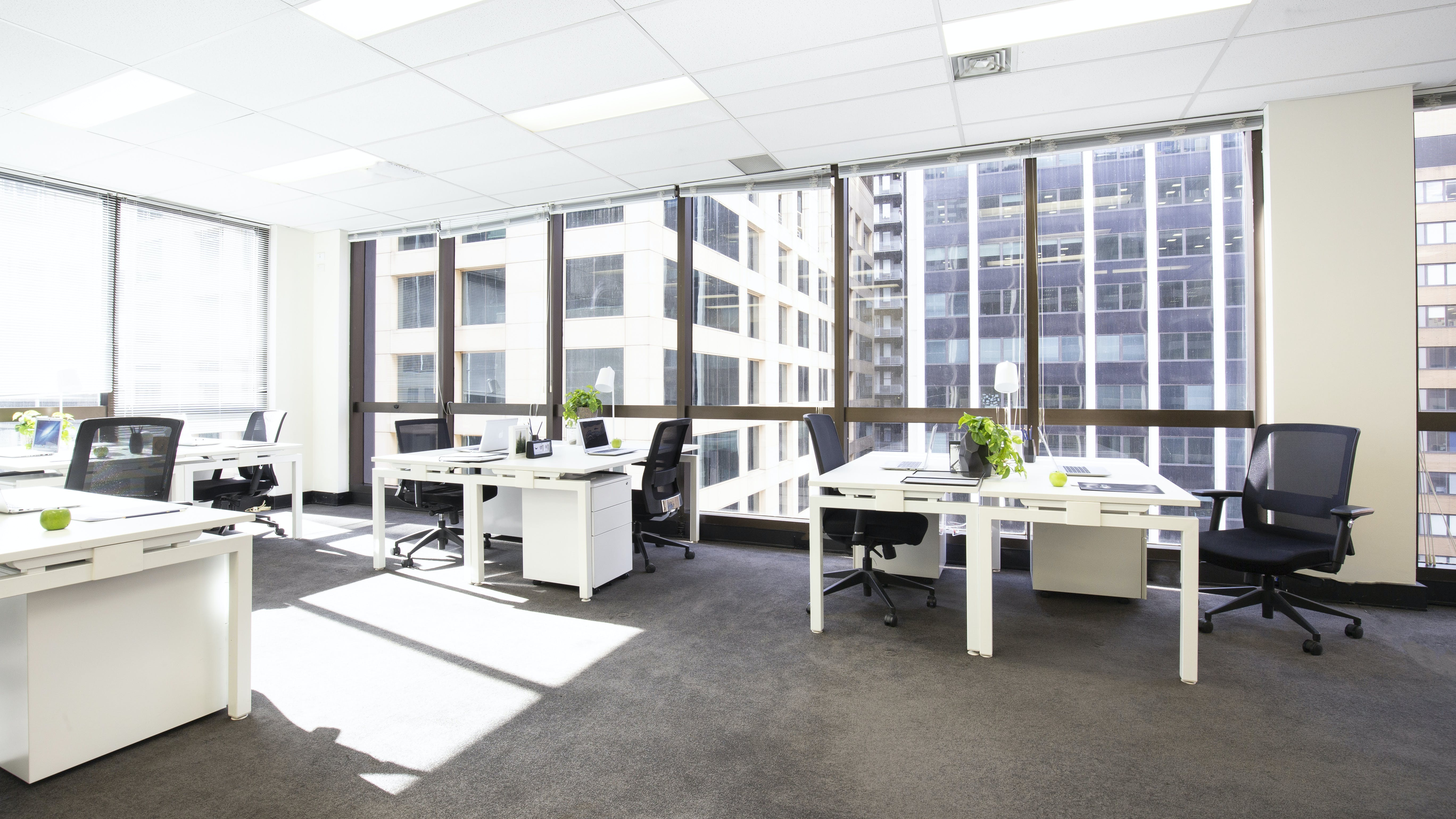 Suite 805/806, private office at Exchange Tower, image 1