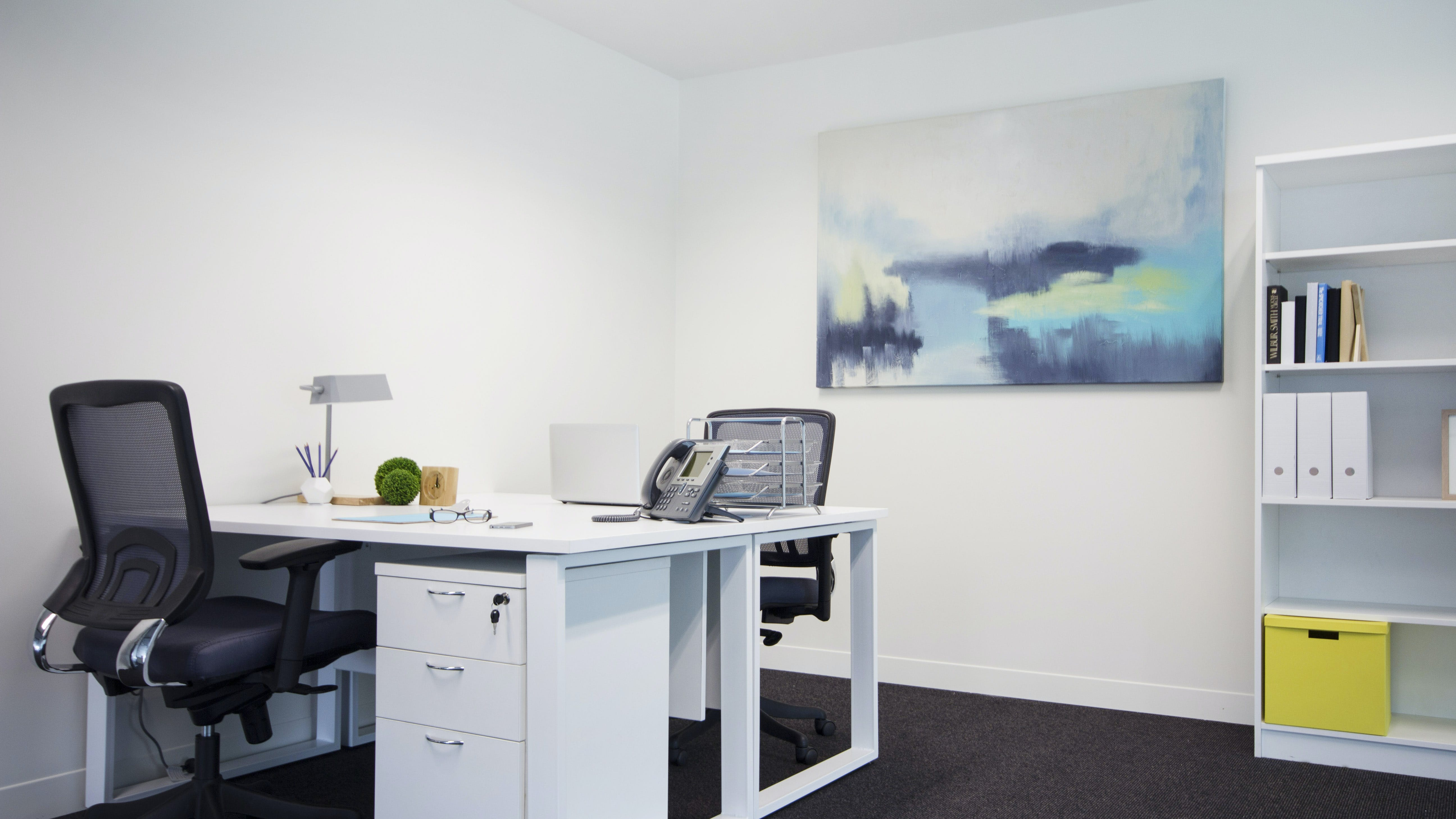 Suite 116, private office at Corporate One, image 1