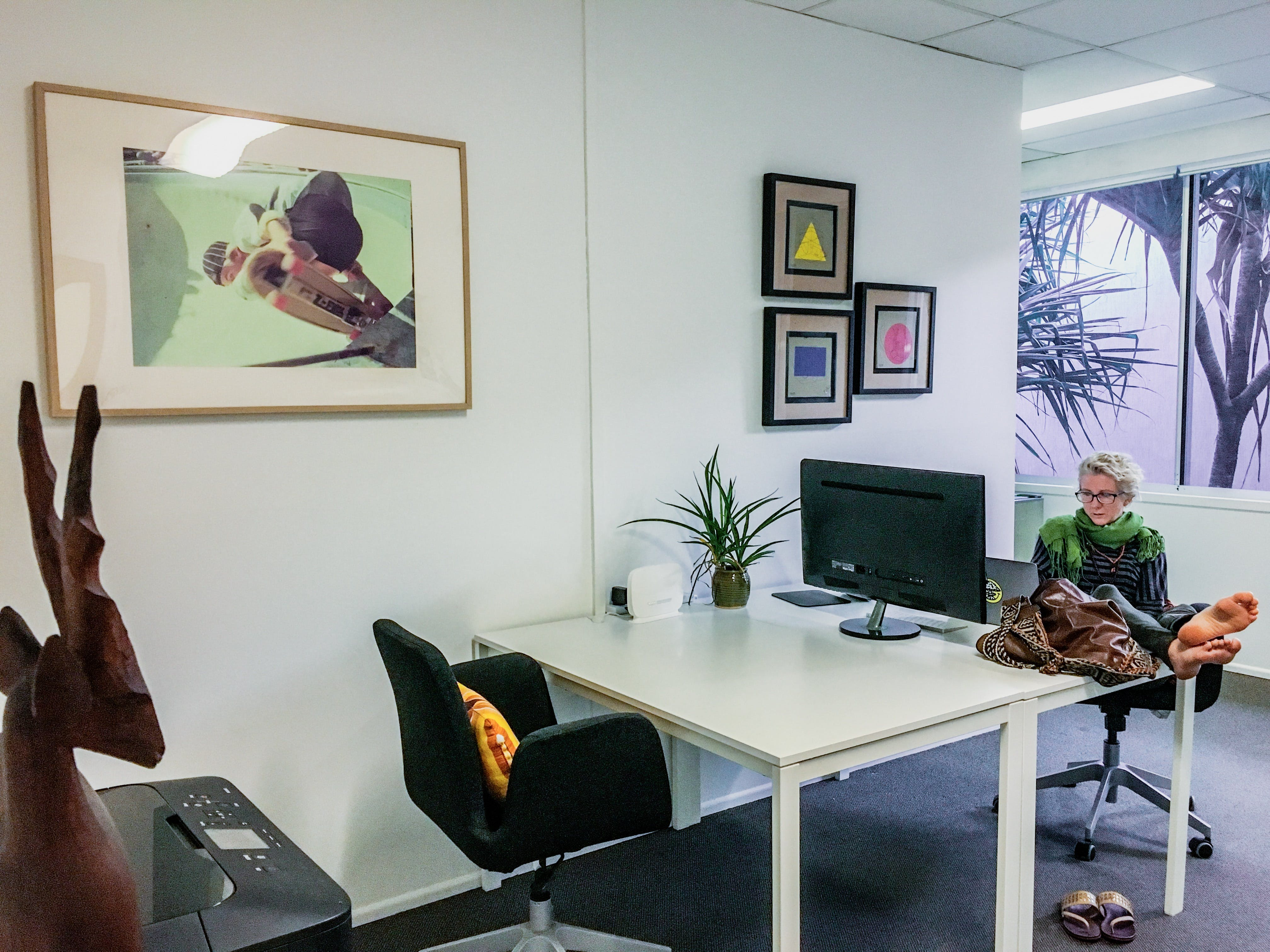 Shared office at Peregian Beach Creative Space, image 1