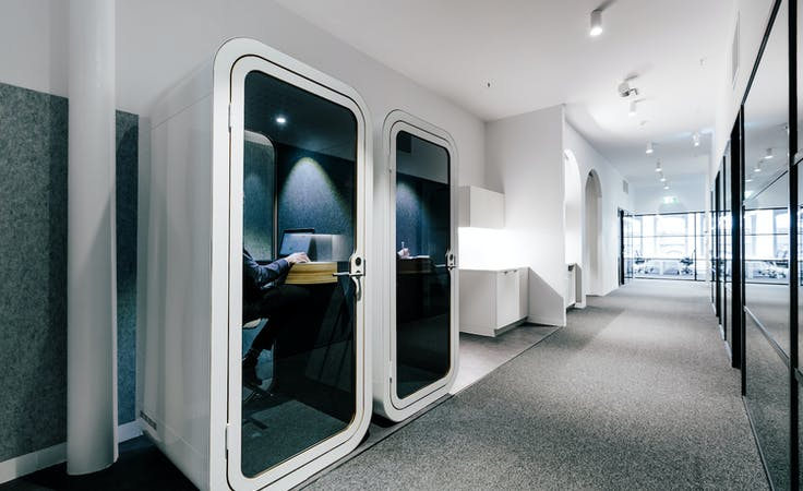 8 Person, private office at Hub Collins Street, image 1