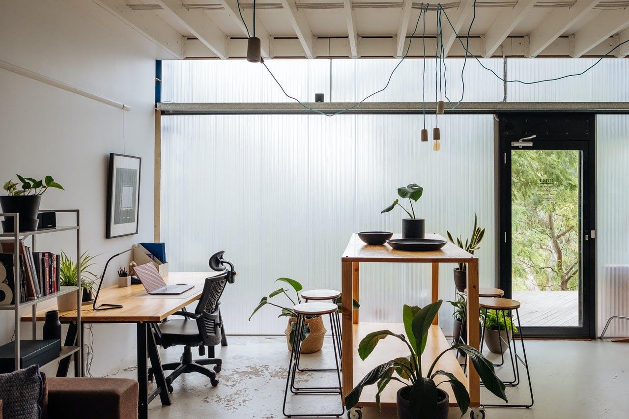 Private, lockable studio desk space , creative studio at Studio 3, image 1
