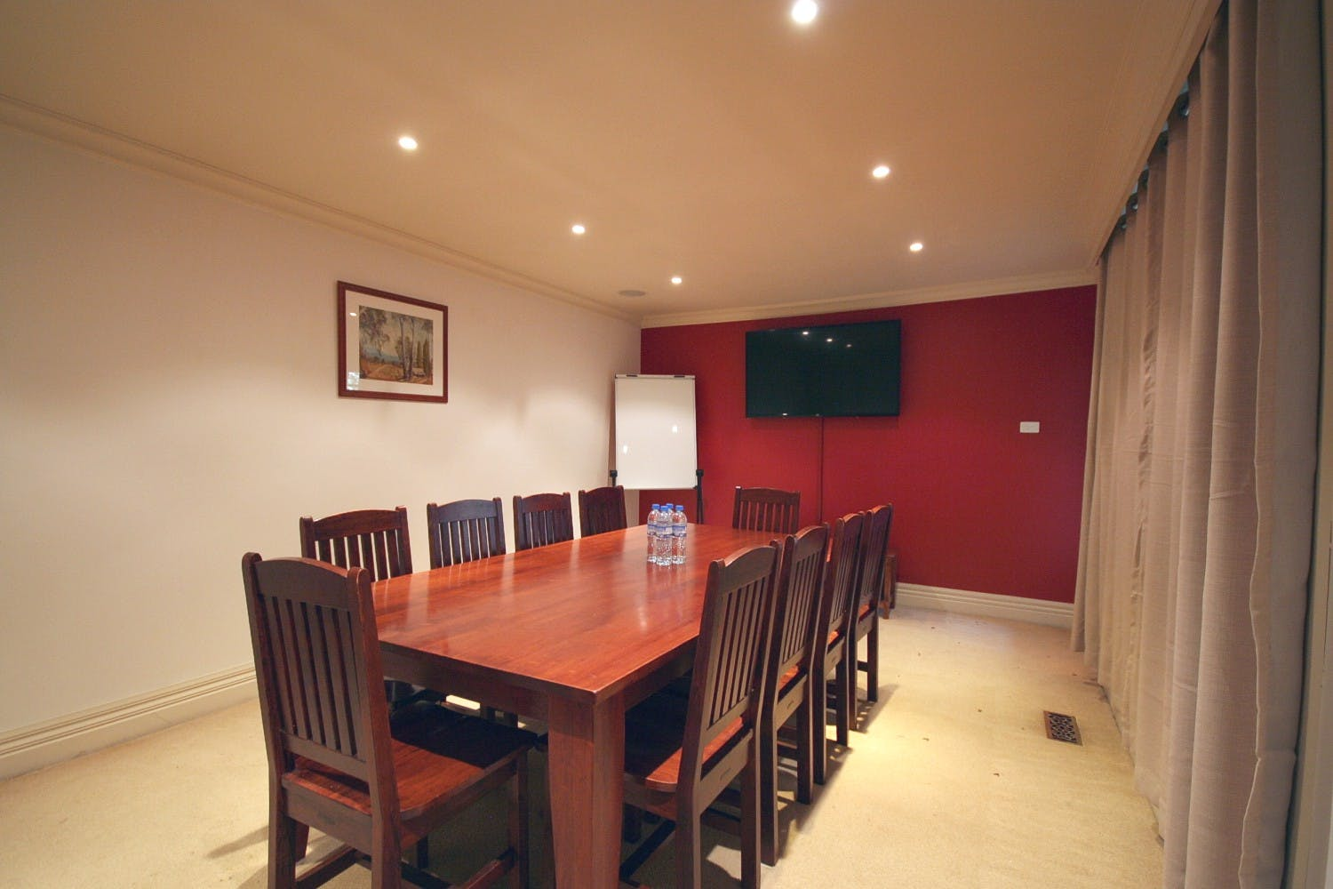 Yarra Ranges Meeting Room, meeting room at Monreale Cottages, image 1