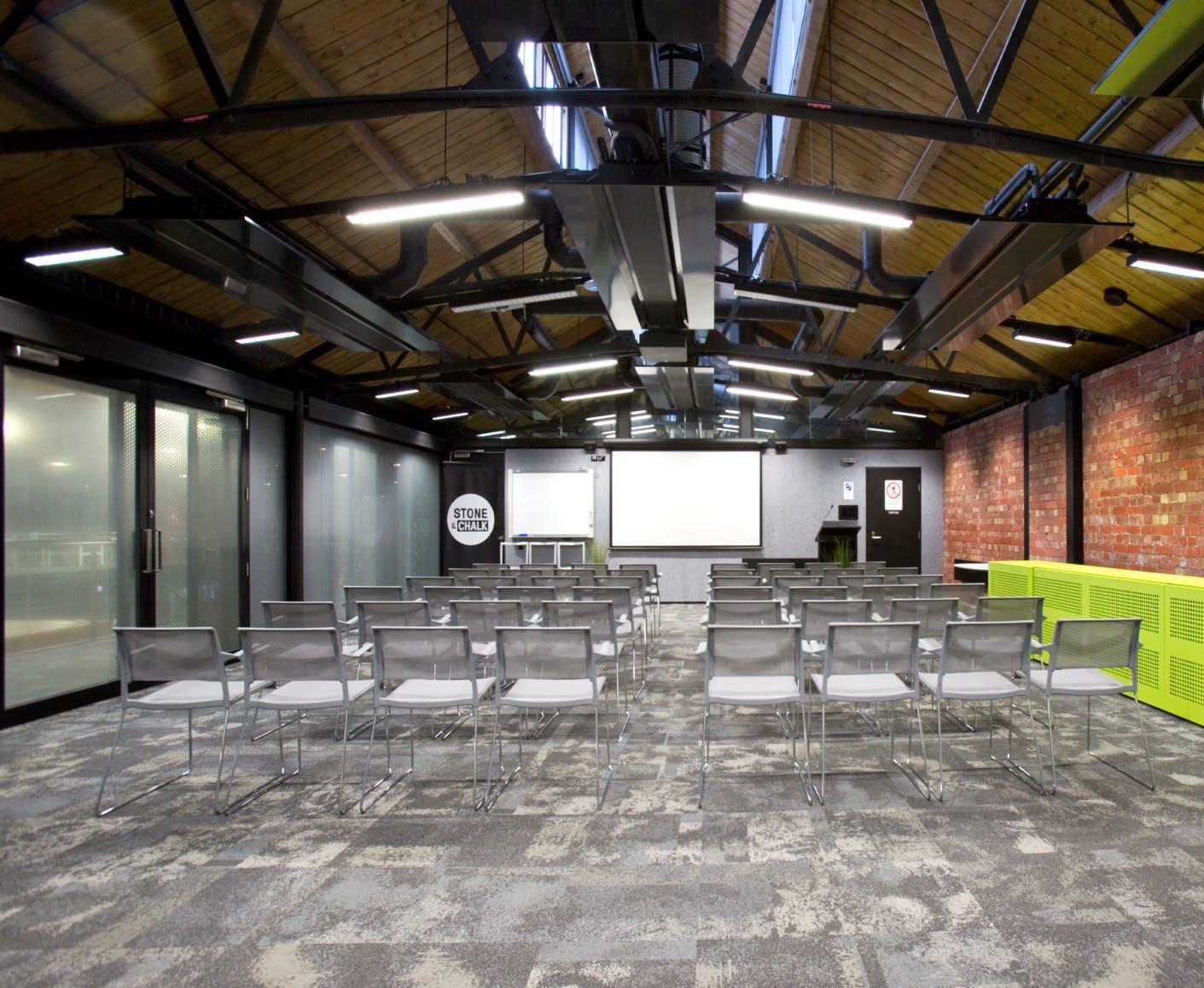 The Studio, workshop at Stone & Chalk, image 1
