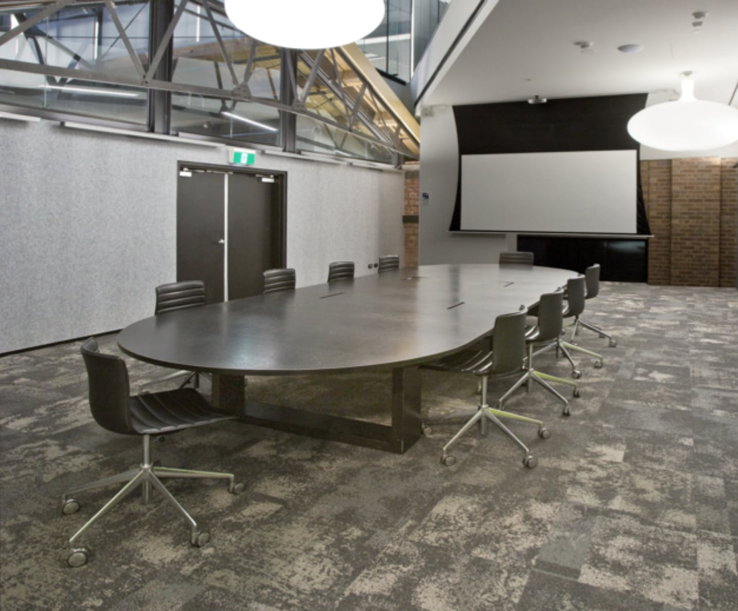 The Boardroom, meeting room at Stone & Chalk, image 1
