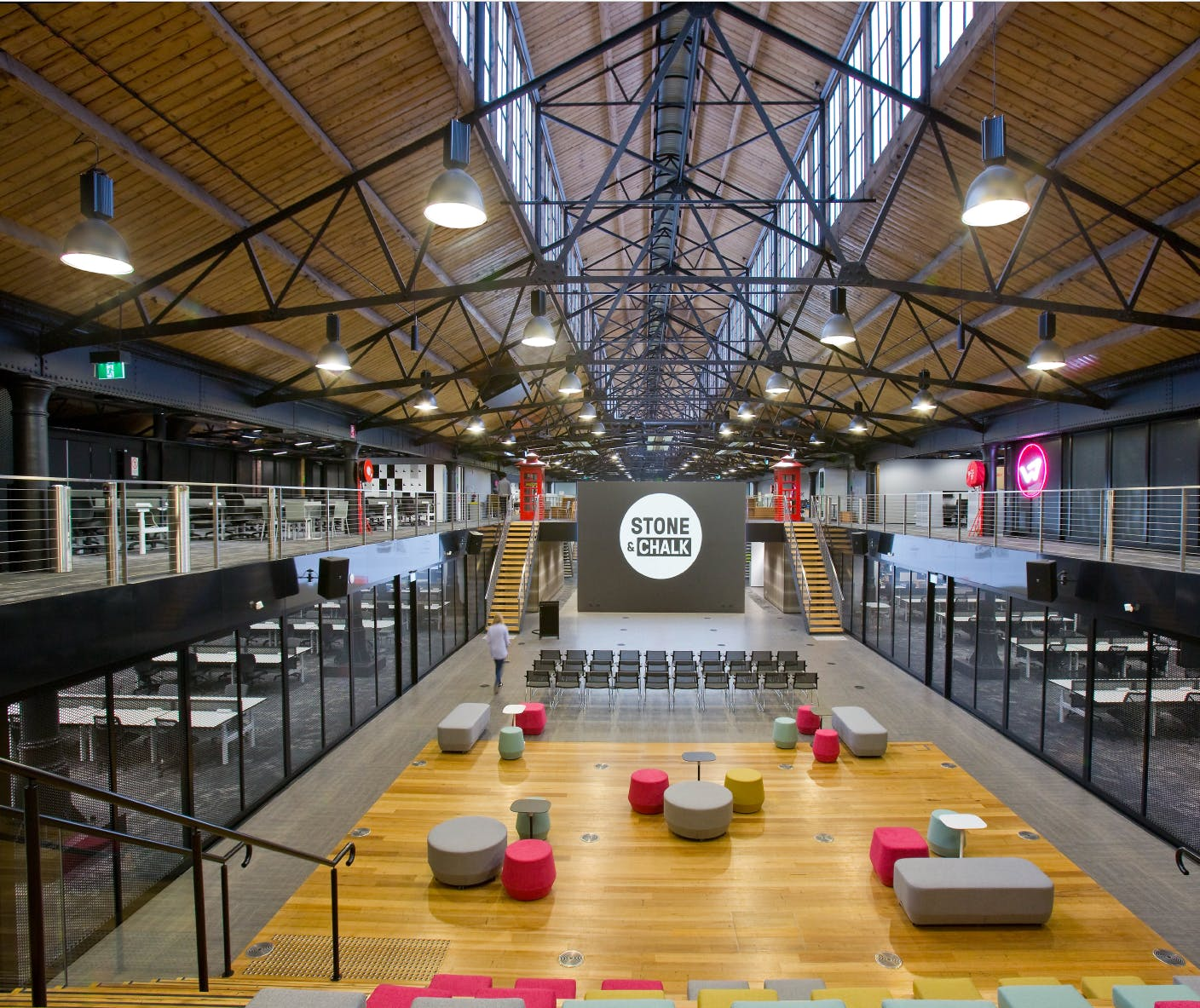 This Space is Perfect for Networking Events, image 1