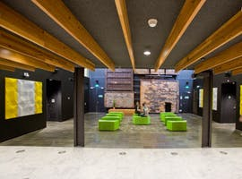 The Kitchen, multi-use area at Stone & Chalk, image 1
