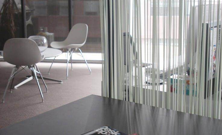 Fresco Creative Studio on Holt, shared office at 55-57 Holt St, image 2