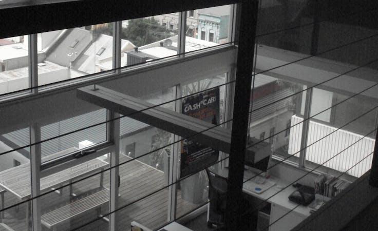 Fresco Creative Studio on Holt, shared office at 55-57 Holt St, image 1