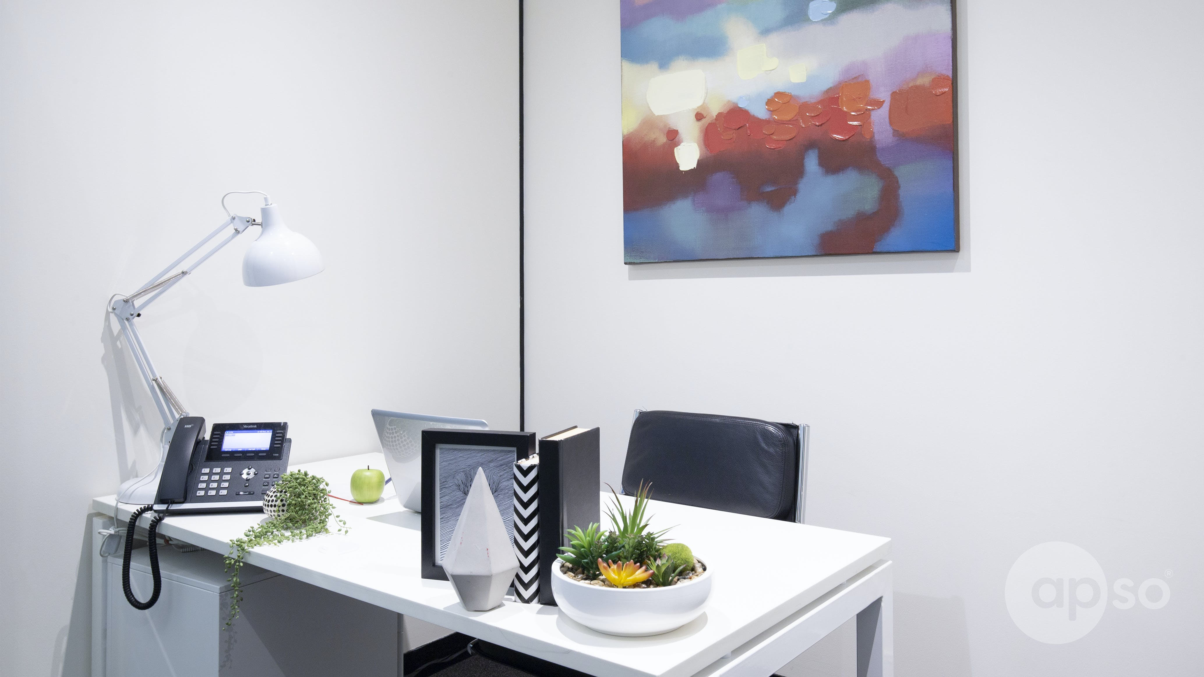 Suite 218e, private office at Collins Street Tower, image 1