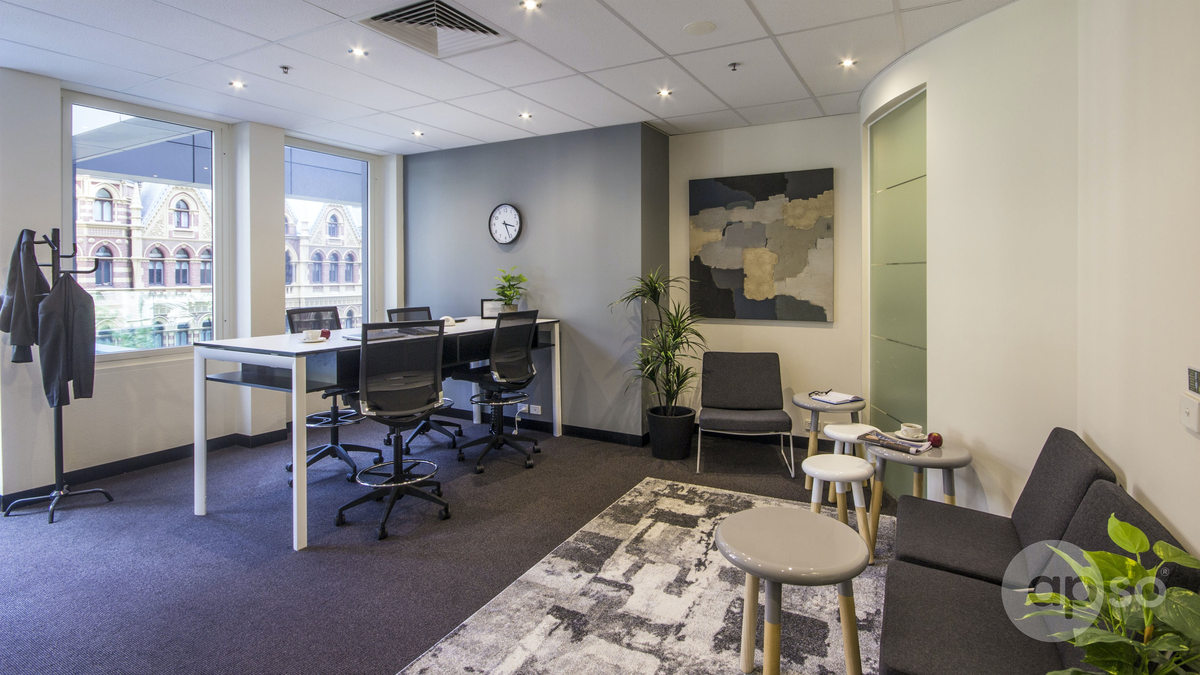Suite 218e, private office at Collins Street Tower, image 4