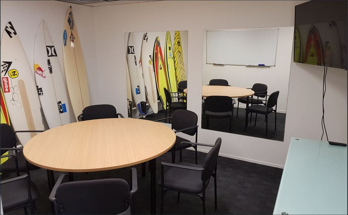 Professional Meeting Pods, meeting room at The Boarding Office, image 1