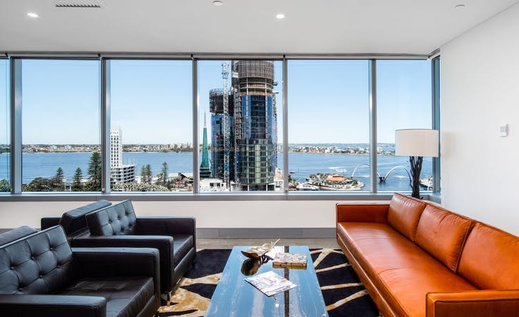 Suite 1721, serviced office at Victory Offices | Exchange Tower, image 1