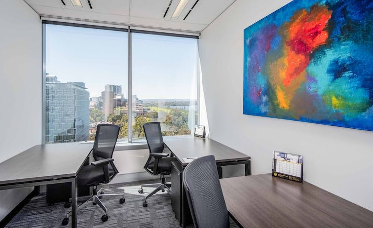 Suite 1712, serviced office at Victory Offices | Exchange Tower, image 1