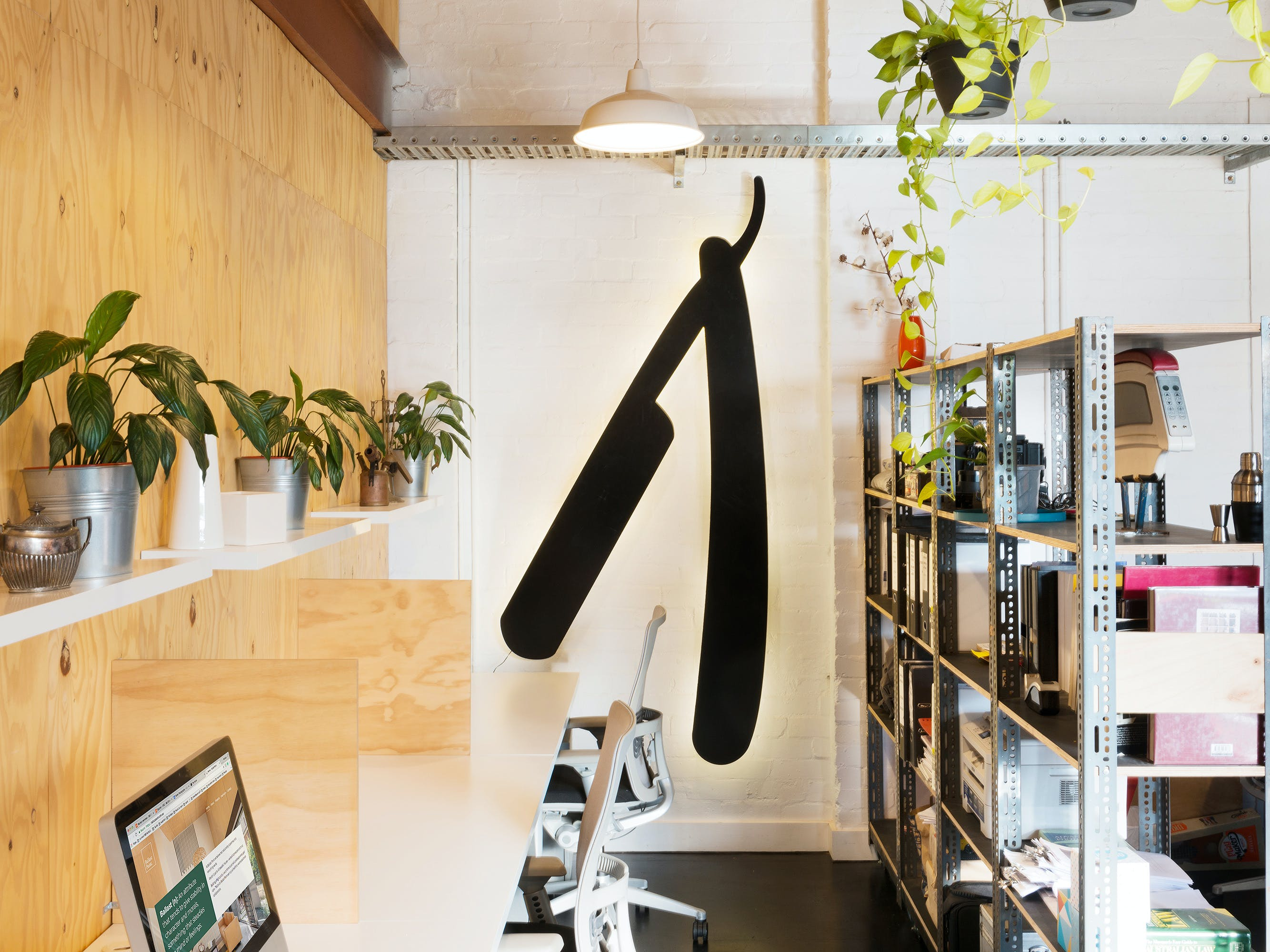 Dedicated desk at The Roller Co-Working, image 1