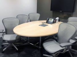 54C, meeting room at One One One Eagle Street, image 1