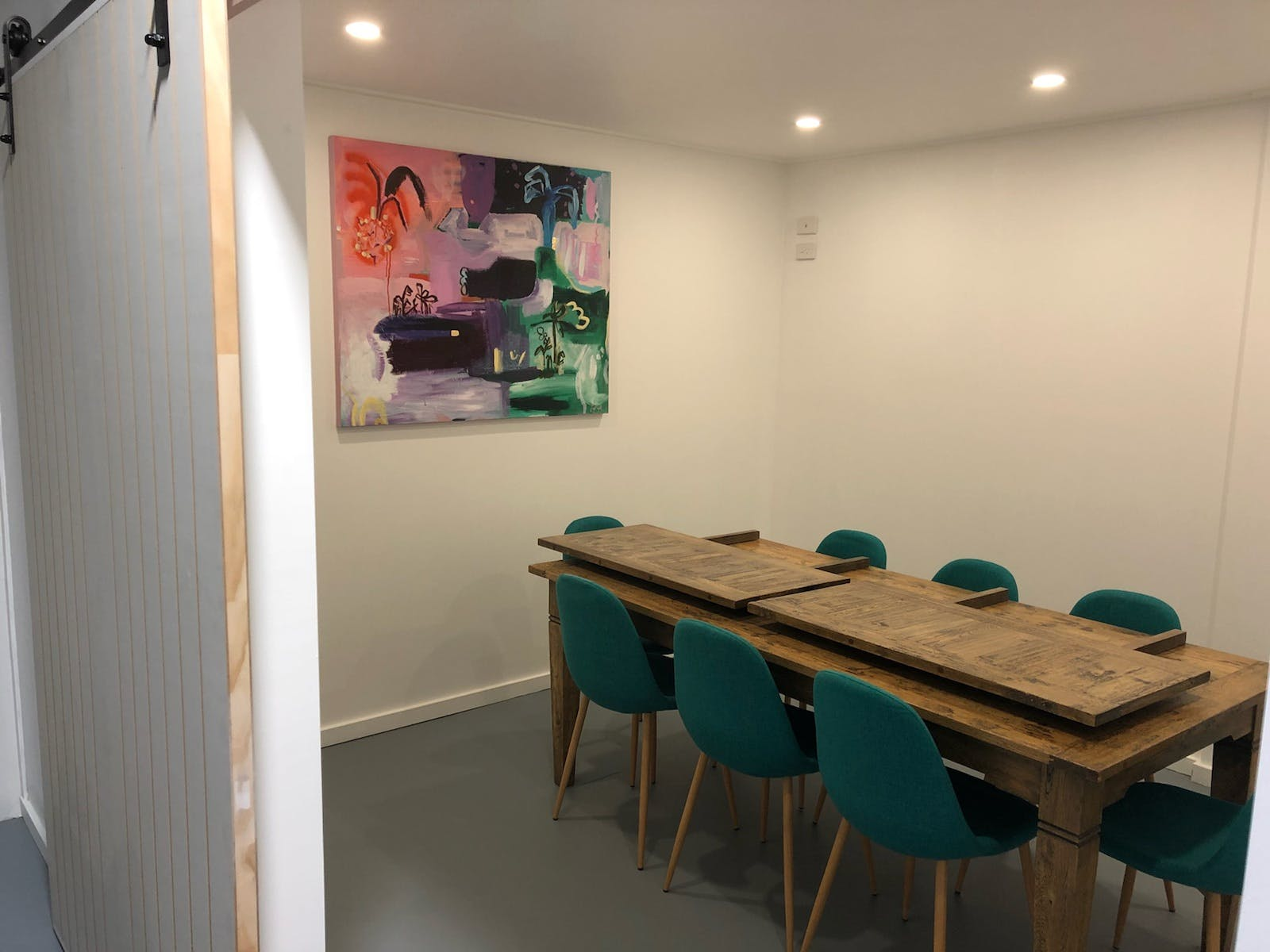 Event Space Weekend Saturday OR Sunday, multi-use area at Bridge Coworking Meeting and Event Space Geelong, image 2