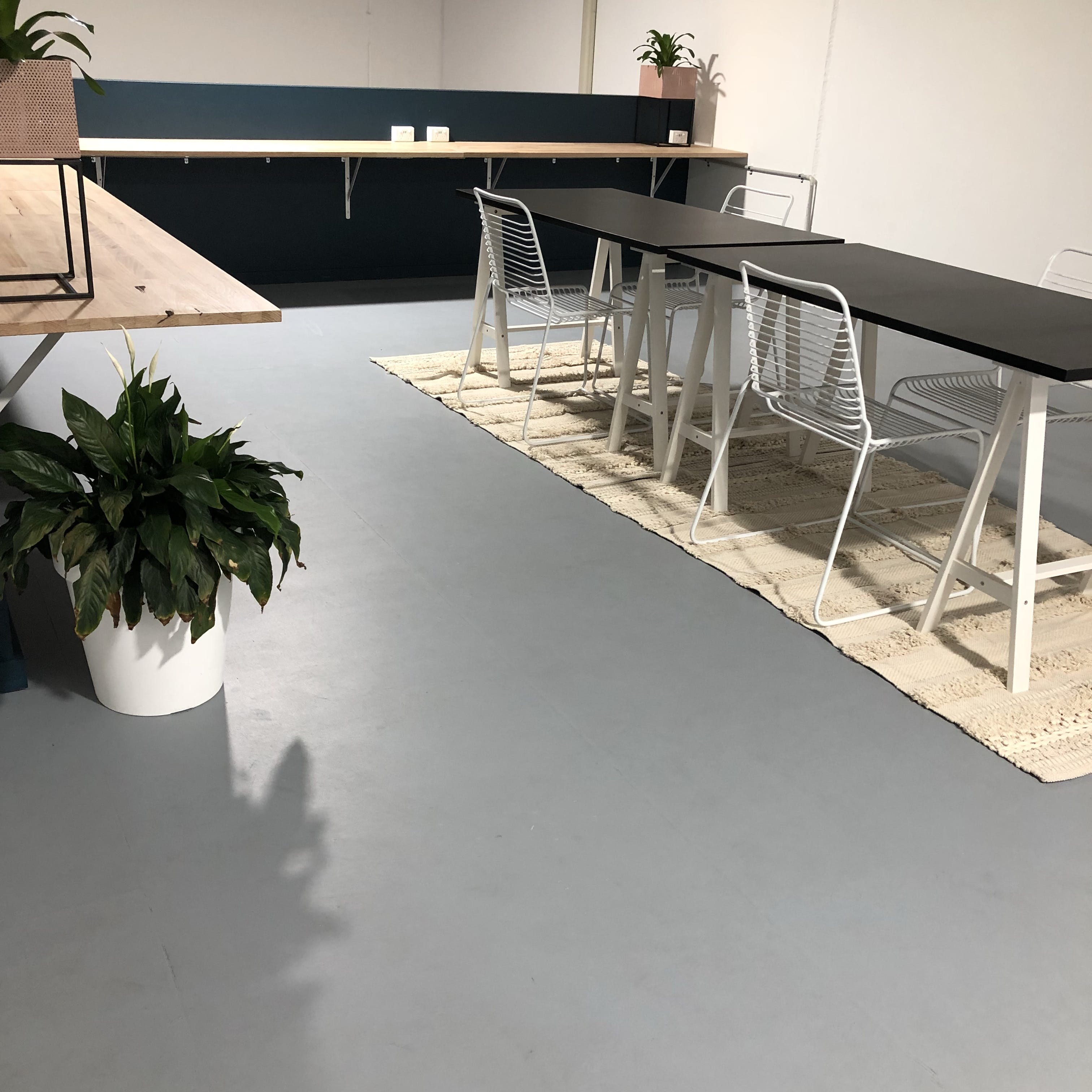 Event Space Weekend Half Day 9-1 Saturday OR Sunday, multi-use area at Bridge Coworking Meeting and Event Space Geelong, image 1