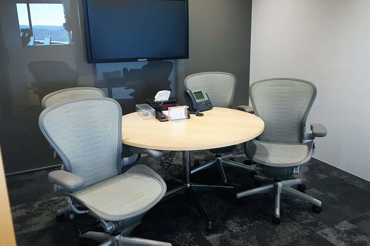 54B, meeting room at One One One Eagle Street, image 1